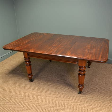 dining table antique spectacular plum pudding extending antique