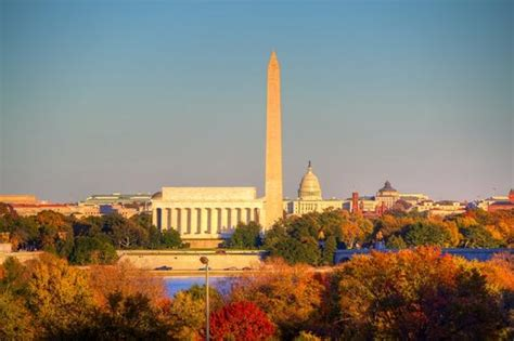in color washington dc monumental autumn washington dc photography fall foliage