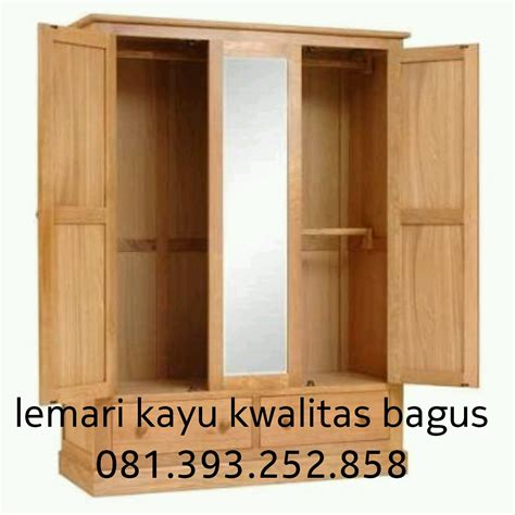 Lemari Kayu Akasia lemari kayu kwalitas bagus mbarepjati 0813 9325 2858 mbarepjati 0813 9325 2858