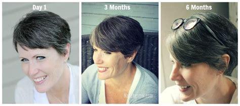 6 months after pixie cut growing out a pixie cut 6 months update nancherrow com