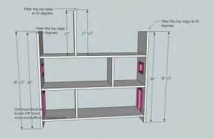 Bookshelf Dollhouse Dollhouse Bookcase Woodworking Plans Woodshop Plans