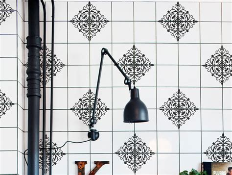 bathroom wall tile stickers wall tiles vinyl decal moroccan pattern kitchen bathroom