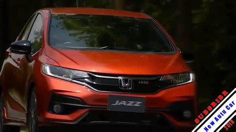 New Honda Jazz Rs 2017 new 2017 2018 honda jazz rs new concept eps1