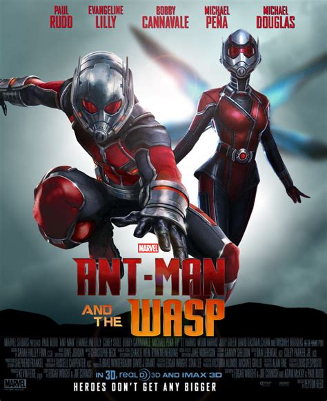 film ant man seru gak ant man and the wasp movie poster by arkhamnatic on deviantart