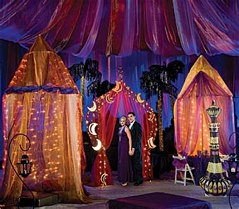 arabian theme decorations treasure the with an arabian themed prom prom