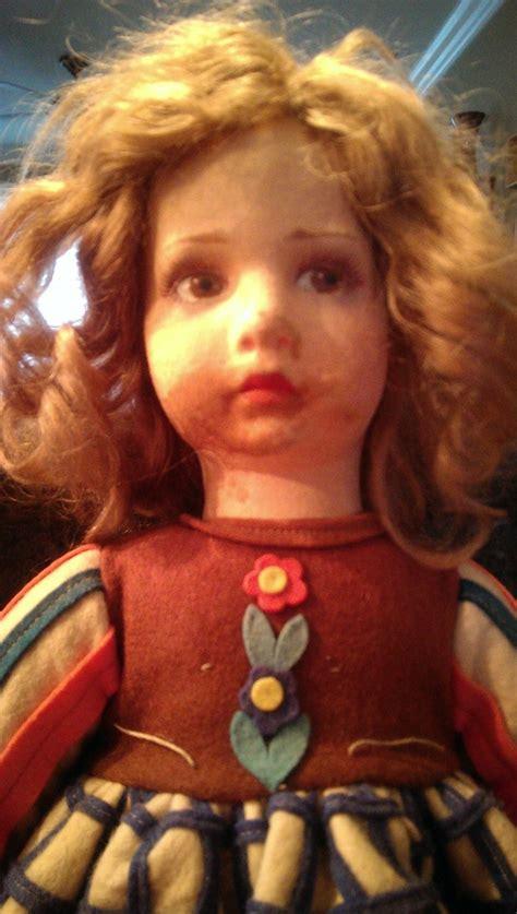 lenci doll collector lenci torino 18 quot felt doll collectors weekly