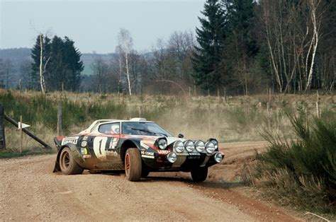 Lancia Stratos Rally The Lancia Stratos How This Car Changed Rally Racing Forever