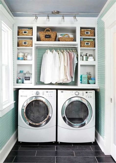 40 Laundry Room Cabinets To Make This House Chore So Much Laundry Room Cabinet
