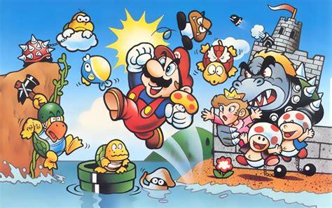 Kaos Mario Bross Mario Artworks 05 the of issue 2