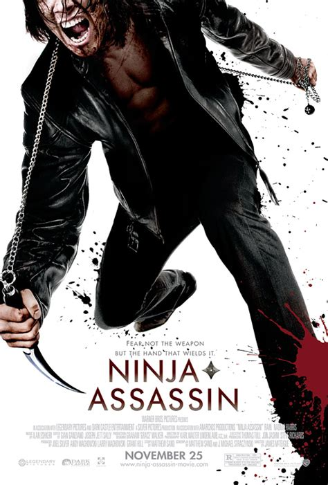 film de ninja assassin ninja assassin electru de