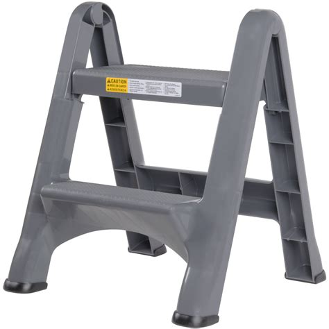 Rubbermaid Two Step Step Stool by Rubbermaid Fg420903cylnd Two Step Step Stool