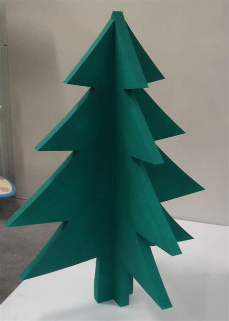 polystyrene christmas tree christmas decore