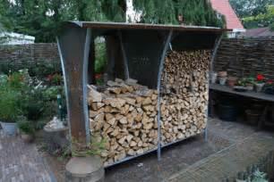 firewood storage racks woodstocker rack by harrie