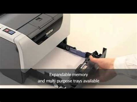 resetting brother hl 5370dw hl 5250dn brother printer review doovi
