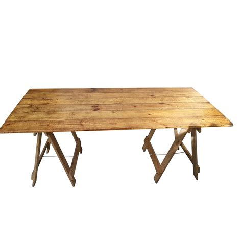 trestle table with bench reclaimed trestle table out of stock furniture shop