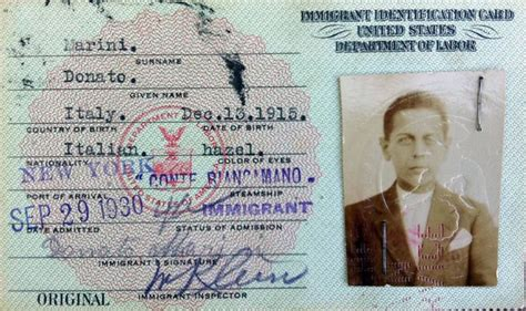 identification card ellis island template 17 best images about i and collect photos on