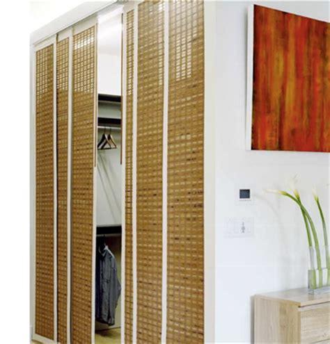 replace bifold closet doors with sliding