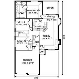 open floor plans under 1500 square feet