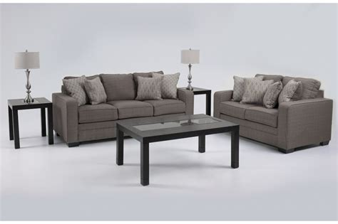 Greyson 7 Piece Living Room Set Bob S Discount Furniture Bobs Furniture Living Room Sets