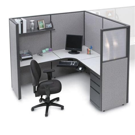 Office Cubicle Desk Harmony Complete Cubicle W L Workstation Officefurniture