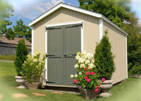 8 X 16 Shed by The Gable Wood Garden Storage Shed Kit 8 X 16 Gable8x16