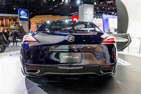 Buick Gnx Concept by Buick Avista Concept Is Buick Regal Gnx Gm Authority