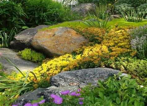 build a rock garden build a rock garden corner