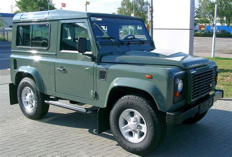 land rover car land rover defender archives the truth about cars