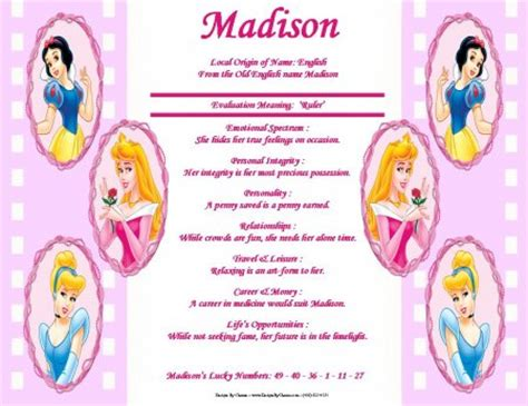 theme name definition disney princess theme personalized name meaning print 2