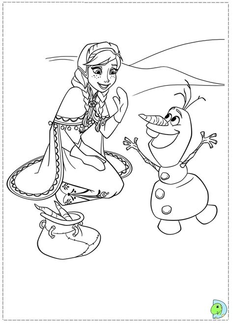 printable frozen characters free coloring pages of frozen all characters