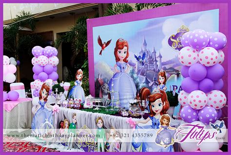 themed birthday party supplies online pakistan sofia the first birthday party theme ideas in lahore