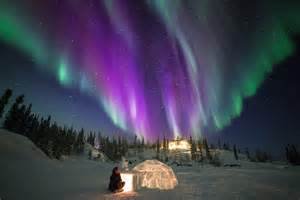 6 ways to see northern lights in the canadian arctic