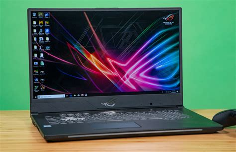 asus rog strix scar ii gl704gm review and benchmarks