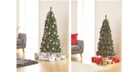 5ft pop up pre lit led christmas tree including