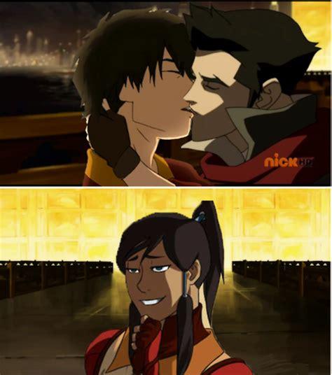 Korra Meme - image 308288 crying bolin kissing korra know