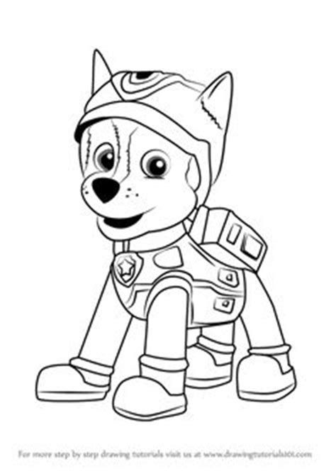 paw patrol mer pup coloring page chase paw patrol coloring pages coloring pages for