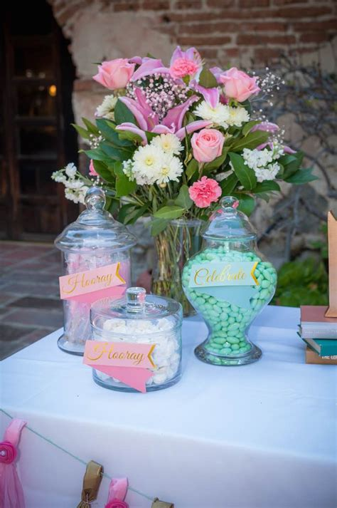 themed wedding shower kara s ideas shabby chic book themed bridal shower