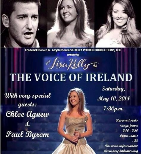 Lisa Kelly The Voice Of Ireland Com Participao De Chlo | lisa kelly celtic woman brasil