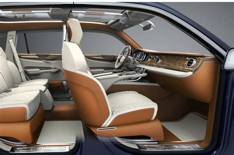 bentley suv 2015 interior 2016 bentley bentayga suv price and pictures