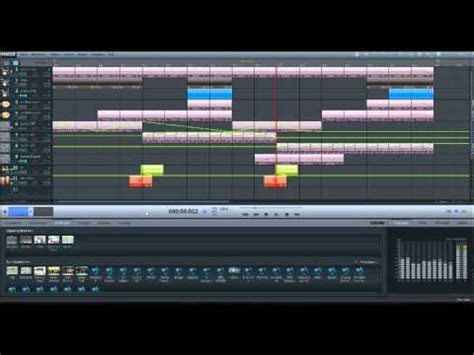 Electro House Mit Magix Music Maker 17 Youtube