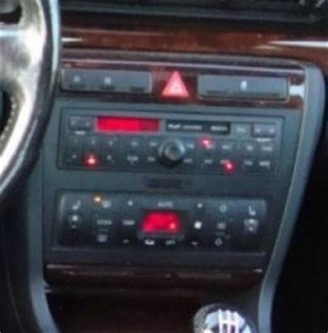 Audi A2 Sicherungskasten by Autoradio 1 Din Audi A2 A3 A4 A6 Poste Cd Usb Mp3