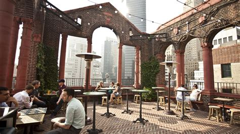 top 10 rooftop bars nyc top hotel rooftop bars in nyc
