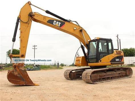 Monitor Excavator Cat 320d 2008 caterpillar 320d lrr excavator crawler excavator loader 36 pics