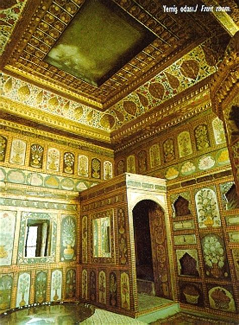 the fruit palace guide to topkapi palace