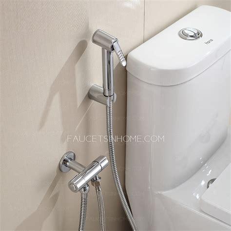 Bidet Spray Installation Cheap Bidet Faucet With Thick Angle Valve And Spray Gun
