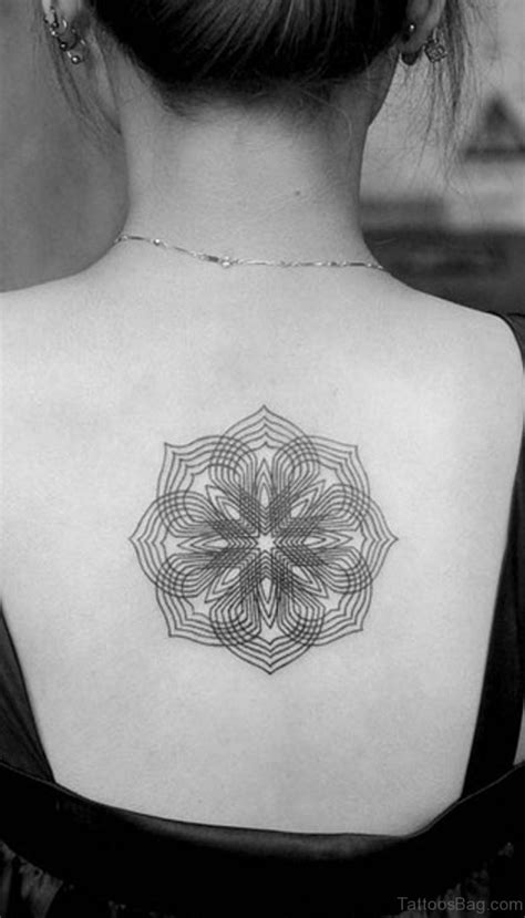 tattoo geometric back 33 super duper geometric tattoo on back