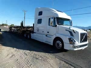 Volvo Semi Trucks For Sale Volvo Vnl 2016 Sleeper Semi Trucks