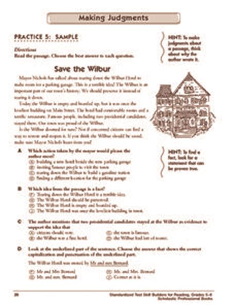 Making Judgments 4th 5th Grade Worksheet Lesson Planet Judgements Worksheets For Grade 1