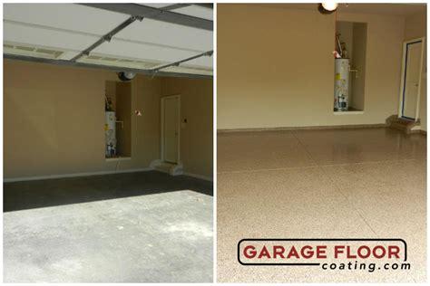garagefloorcoating ca home before after