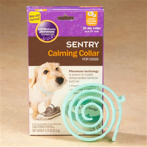 calming collar dog calming aids good behavior calming collars